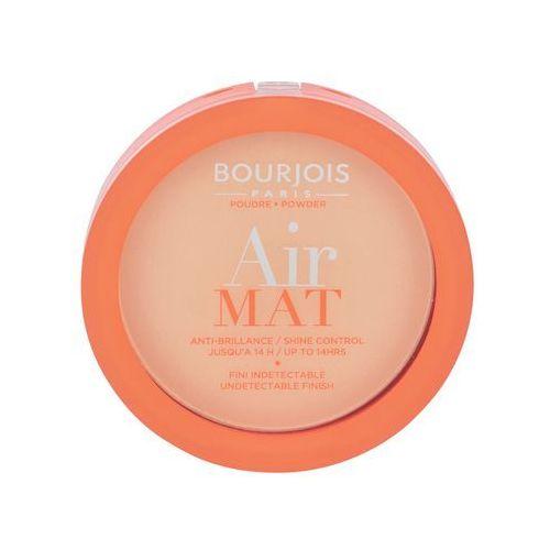 Bourjois paris air mat puder 10 g dla kobiet 02 light beige - Super rabat
