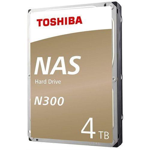 Toshiba Dysk n300 hdwq140uzsva 3,5' 4tb sata - nas bulk