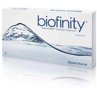 Biofinity 3 szt marki Coopervision