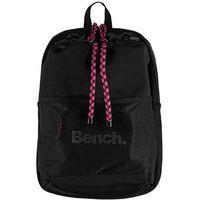 torba BENCH - Mesh Neopren Gym Bag Black Beauty (BK11179)