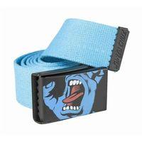 pasek SANTA CRUZ - Screaming Hand Blue (BLUE)
