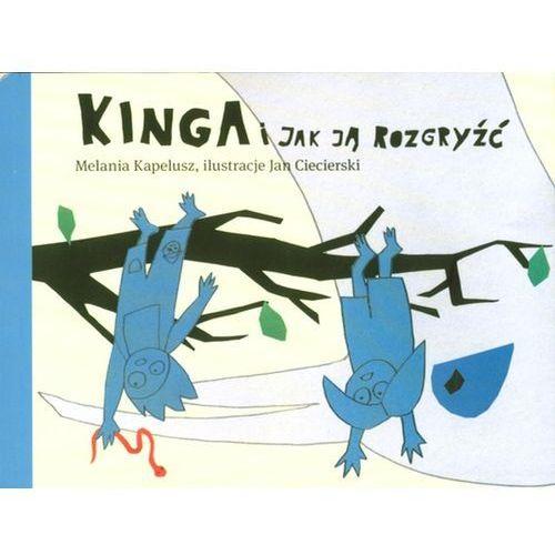 Kinga i jak ją rozgryźć, oprawa broszurowa
