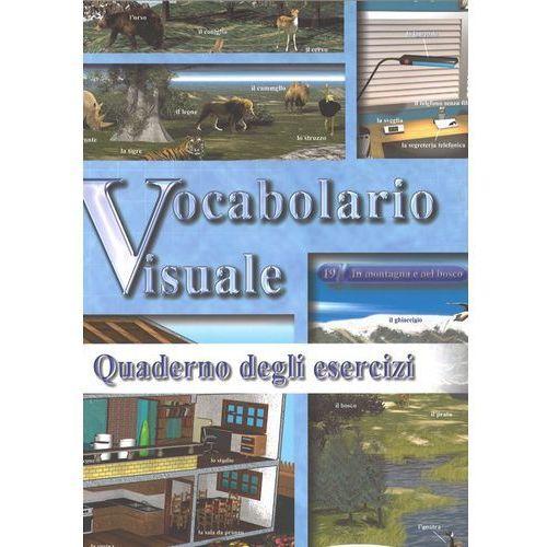 Vocabolario visuale ćwiczenia, oprawa miękka