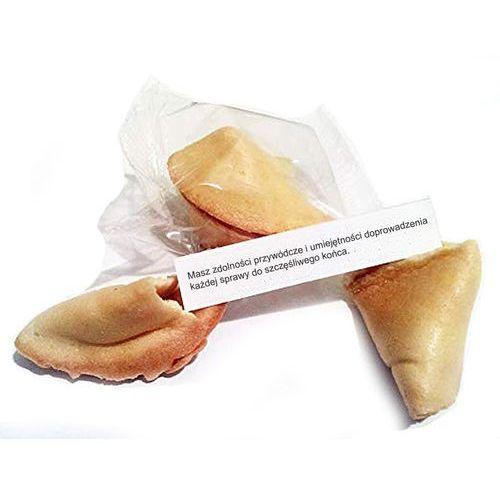 Chińskie ciasteczka z wróżbą ( 2szt )