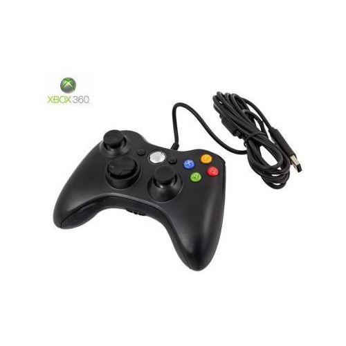 Pad/Kontroler Przewodowy (USB) do XBOX360 i PC + Wibracje itd.,