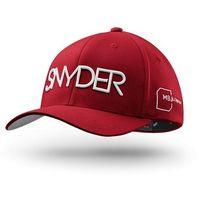 Czapka golfowa SNYDER Red Hot S/M