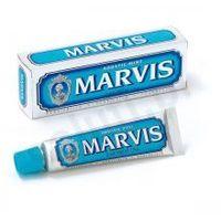 Marvis aquatic mint - pasta do zębów w stylu retro (25 ml)