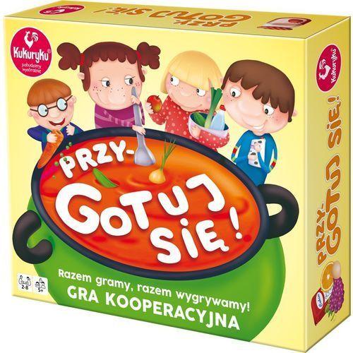 Kukuryku Gra przygotuj się! -