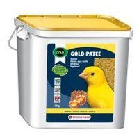 Versele-laga gold patee canaries yellow 5 kg pokarm jajeczny dla żółtych kanarków - darmowa dostawa od 95 zł!