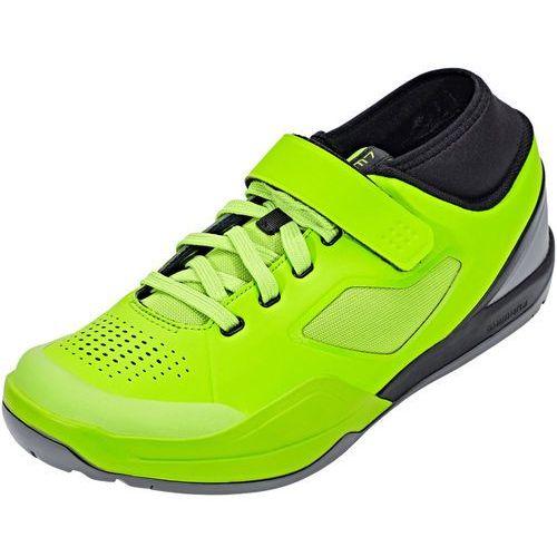 a3db25c2 Shimano sh-am7 buty zielony 48 2018 buty bmx i dirt - zdjęcie Shimano sh