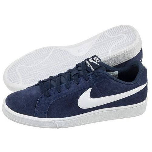 Buty court royale suede 819802-410 (ni728-a), Nike, 42-46
