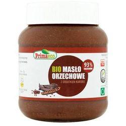 Masła orzechowe, kakaowe i inne  Primaeco bdsklep.pl