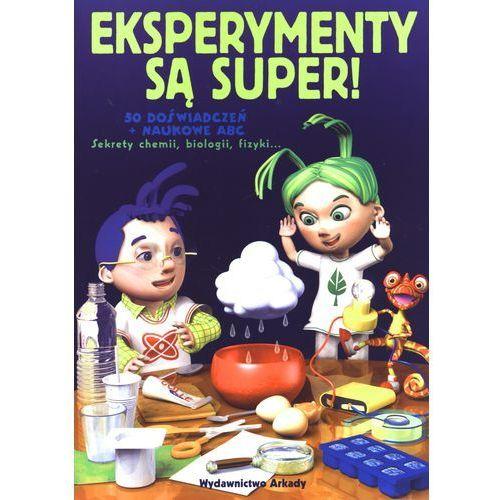 Eksperymenty są super, oprawa broszurowa
