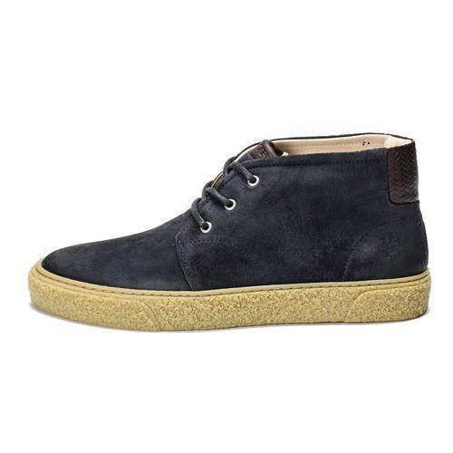 67dfa1f7c0f21 Marc O´Polo buty za kostkę męskie 43 ciemnoszary - fotografia produktu