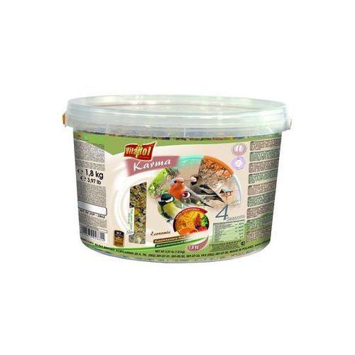 Vitapol pokarm dla ptaków wolnożyjących 3l 1.8 kg economic - darmowa dostawa od 95 zł!
