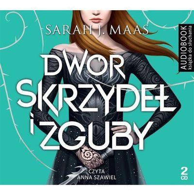 Audiobooki Sarah J. Maas TaniaKsiazka.pl