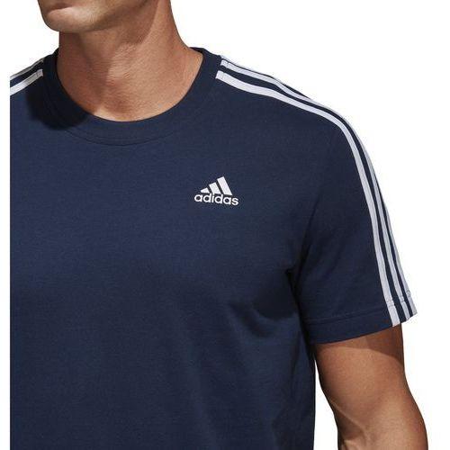 Koszulka Essentials 3 Stripes B47359, kolor niebieski
