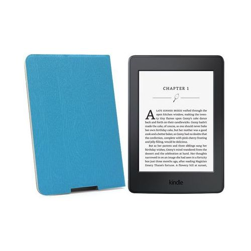 Etuo flex book  kindle paperwhite  etui na czytnik e book flex book  niebieski marki Etuo pl