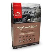 Orijen regional red cat 5.4 kg + gratis