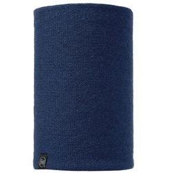 Buff Komin neckwarmer knitted colt dark denim - colt dark denim \ niebieskiego
