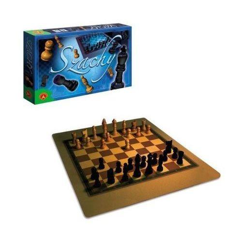 Alexander Gra szachy drewniane małe (5906018002867)