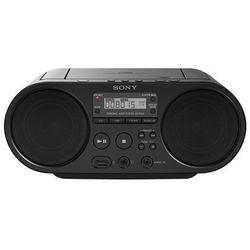 Przenośne radiomagnetofony CD  Sony