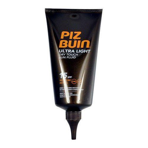 PIZ BUIN Ultra Light Dry Touch Sun Fluid SPF15 preparat do opalania ciała 150 ml dla kobiet