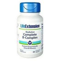 Witamina B Kompleks - BioActive Complete B-Complex LifeExtension 60 kaps. (4035129013507)