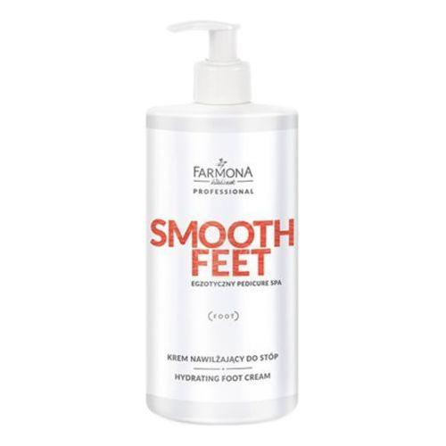 Smooth feet krem nawilżający do stóp Farmona - Bardzo popularne