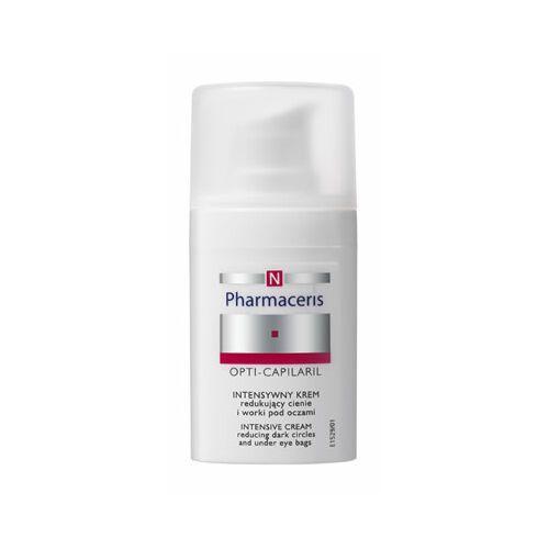 Pharmaceris n intensywny krem redukujący cienie i worki pod oczami opti-capilaril 15 ml