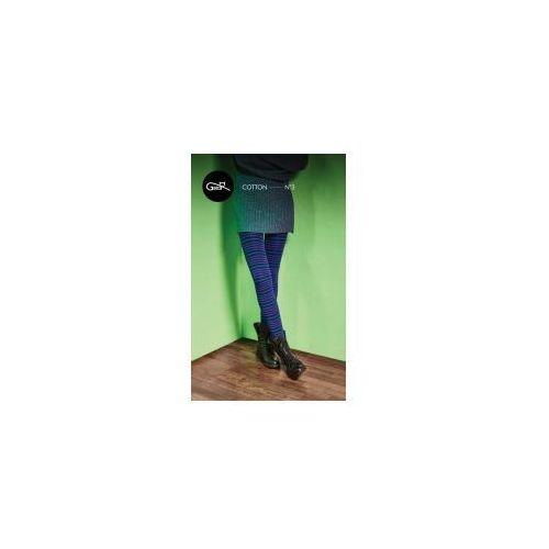 d6a64ea71b3c21 Rajstopy wzorzyste bawełniane cotton trendy wz.03 (Gatta) opinie + ...