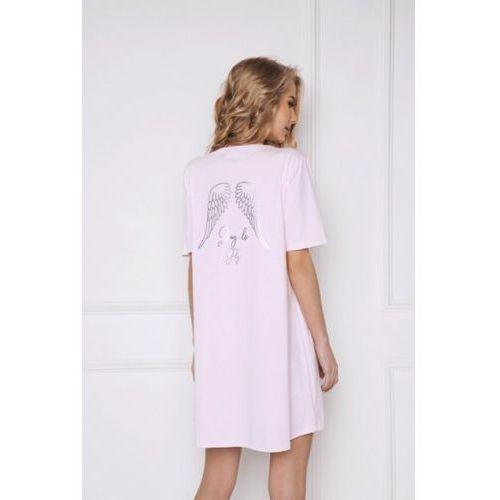 6ceabd00cf3b0f ... Bielizna damska · Koszule nocne · aruelle · Koszulka Angel Pink, kolor  różowy. Koszulka Angel Pink, kolor różowy