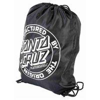 torba na ramię SANTA CRUZ - Kitman Bag Black (BLACK)
