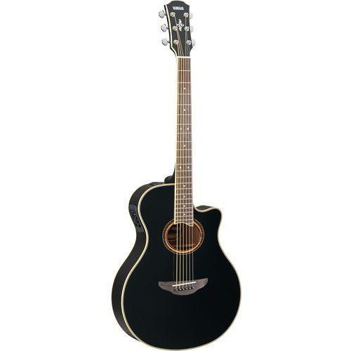 Yamaha Gitara elektroakustyczna  apx-700 ii bl