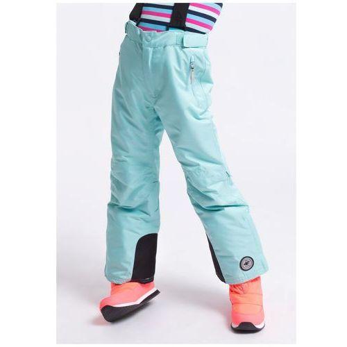 1fe5b4c086 ▷ Spodnie narciarskie dla małych dziewczynek JSPDN302z - miętowy ...