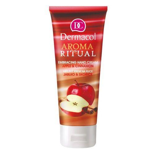 Aroma ritual apple & cinnamon krem do rąk 100 ml dla kobiet Dermacol - Promocyjna cena