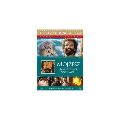 Mojżesz + film dvd - mojżesz + film dvd marki Praca zbiorowa