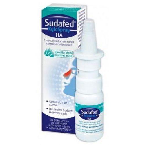 Spray SUDAFED XyloSpray HA spray do nosa 10ml