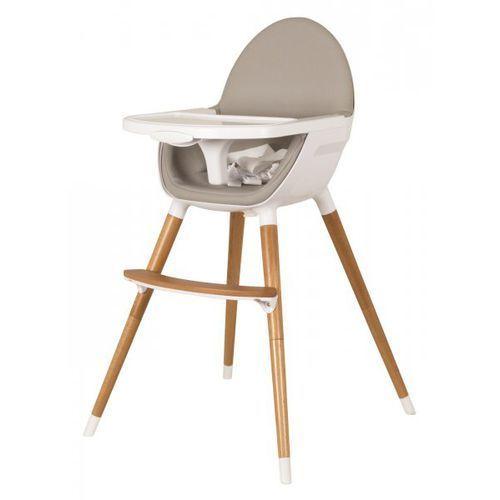 Krzesełko do karmienia Duo Convertible Koo-di - Grey (5060023804356)
