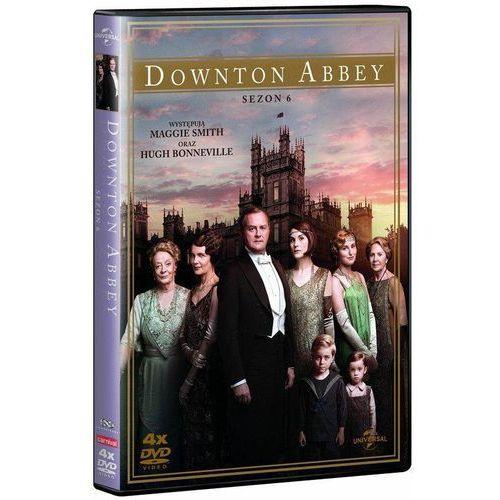 Downton Abbey. Sezon 6 (4DVD)