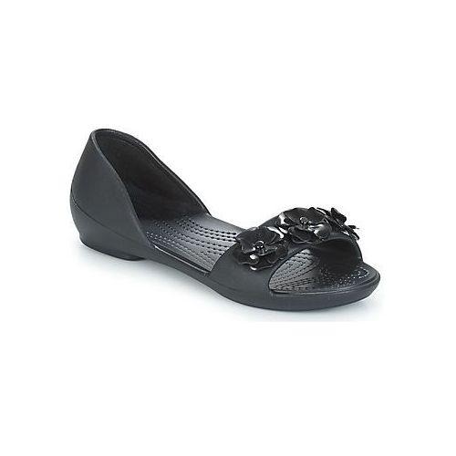 Sandały Crocs CROCS LINA FLOWER DORSAY W
