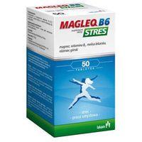 Tabletki Magleq B6 stres x 50 tabletek