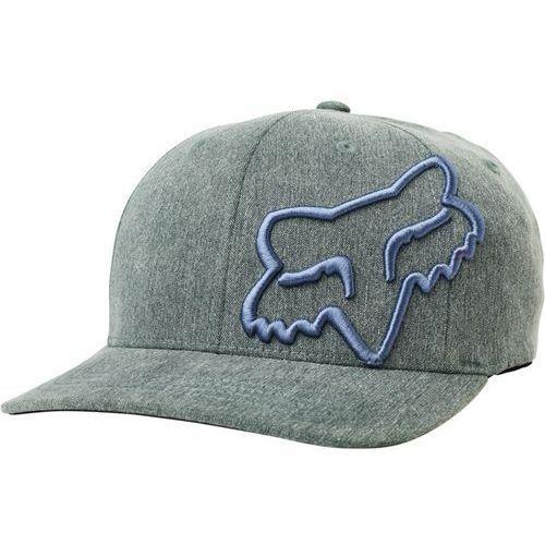 czapka z daszkiem FOX - Youth Clouded Flexfit Hat Blk (001) rozmiar: OS