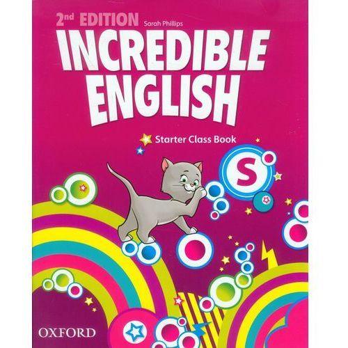 Incredible English 2E Starter CB (64 str.)