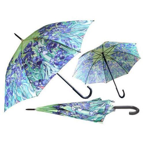 Carmani Parasolka parasol vincent van gogh irysy zdobiony