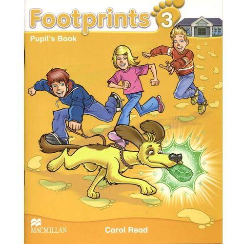 Footprints 3. Podręcznik + CD, oprawa broszurowa