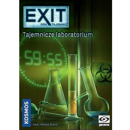Exit: Tajemnicze laboratorium GALAKTA (5902259203889)