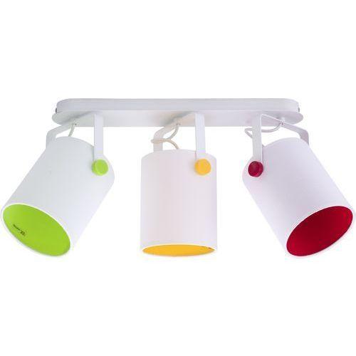 Oświetlenie Punktowe Dziecięce Relax Junior 3xe2760w230v Tk Lighting