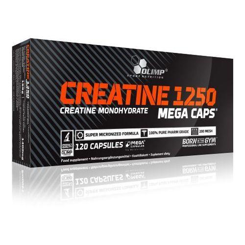 CREATINE Mega Caps 120kaps - 120kaps