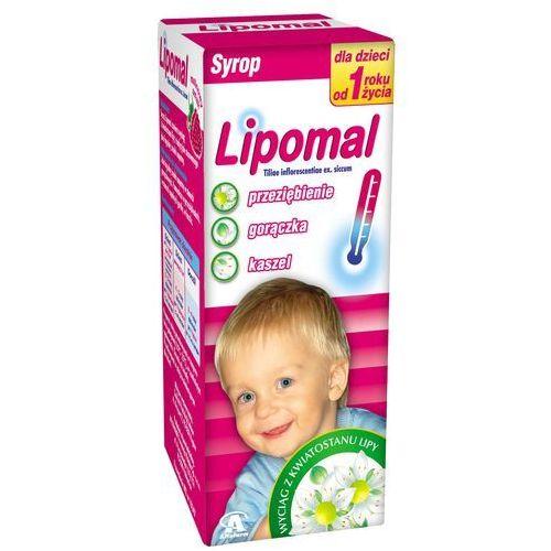 Lipomal syrop x 125g